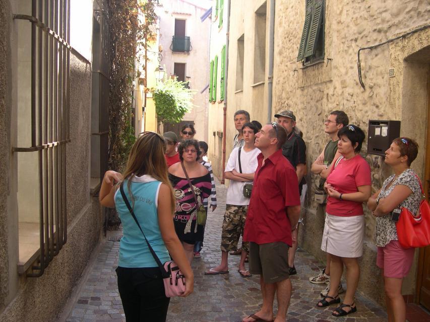 Visites guid es office de tourisme - Office tourisme saint laurent du var ...